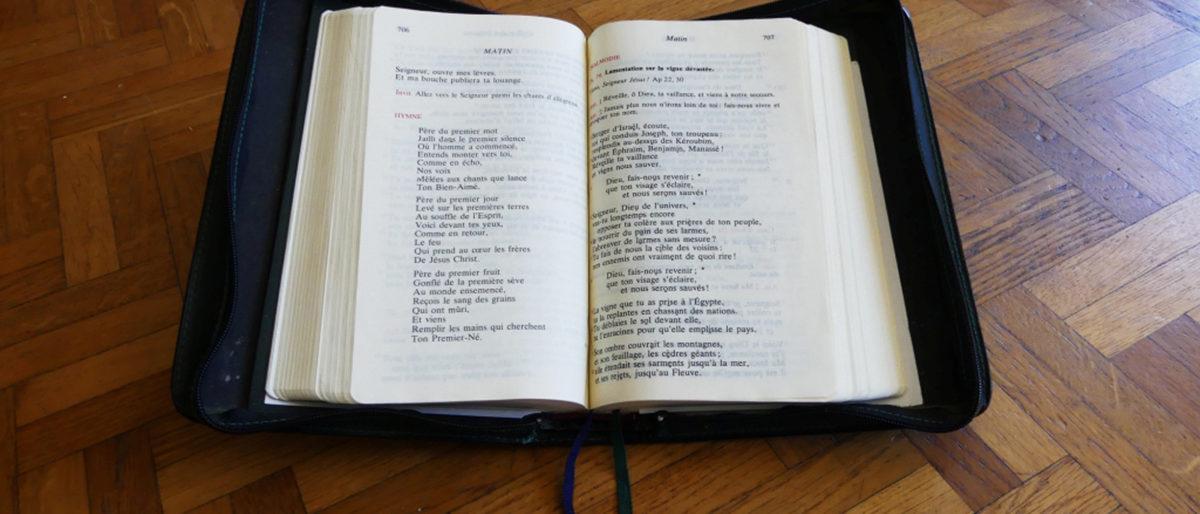 Permalien vers:… pour veiller dans la prière